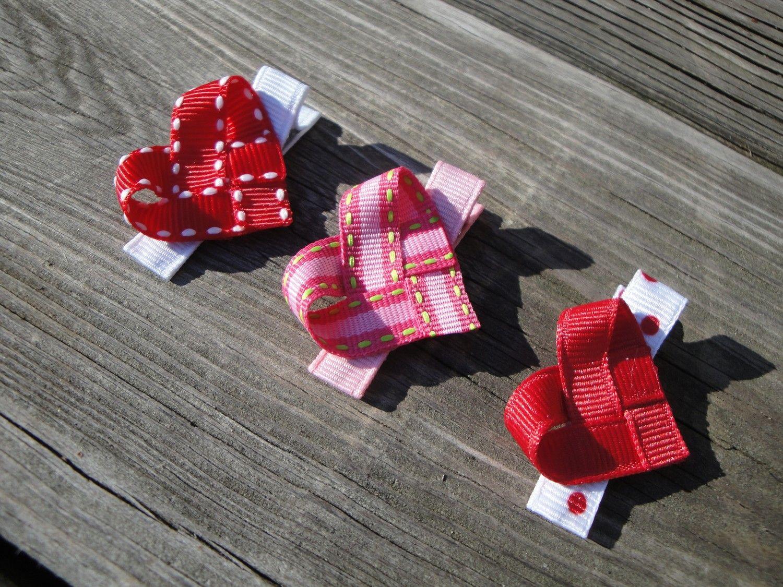 valentines day heart clip. grandma