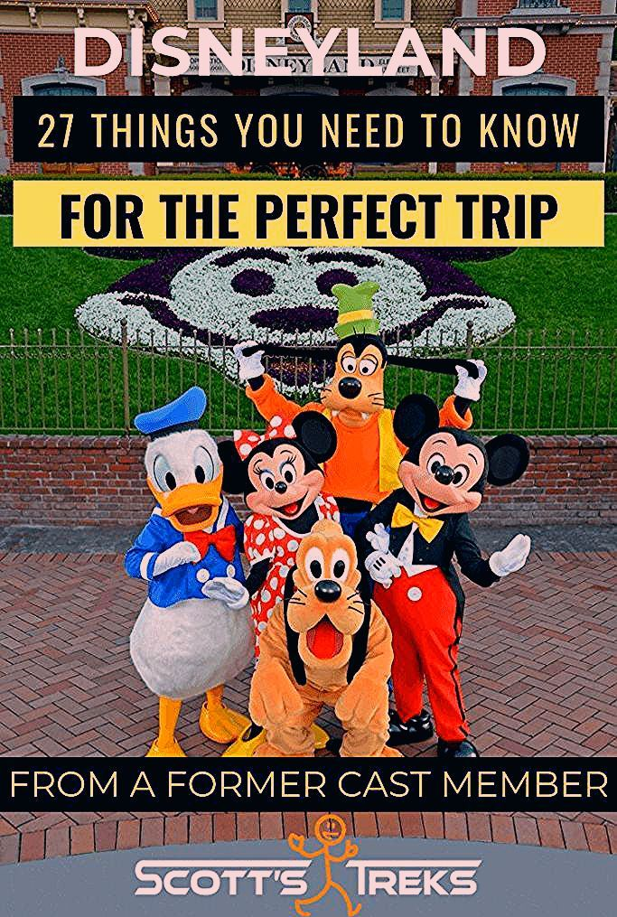Photo of The 27 Best Disneyland Tips and Tricks in 2019 | Scott's Treks