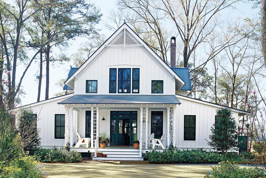 Modern Farmhouse White Plains Plan