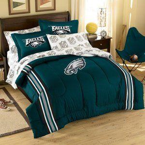 Northwest Co. NFL Philadelphia Eagles Bed in Bag Set ...