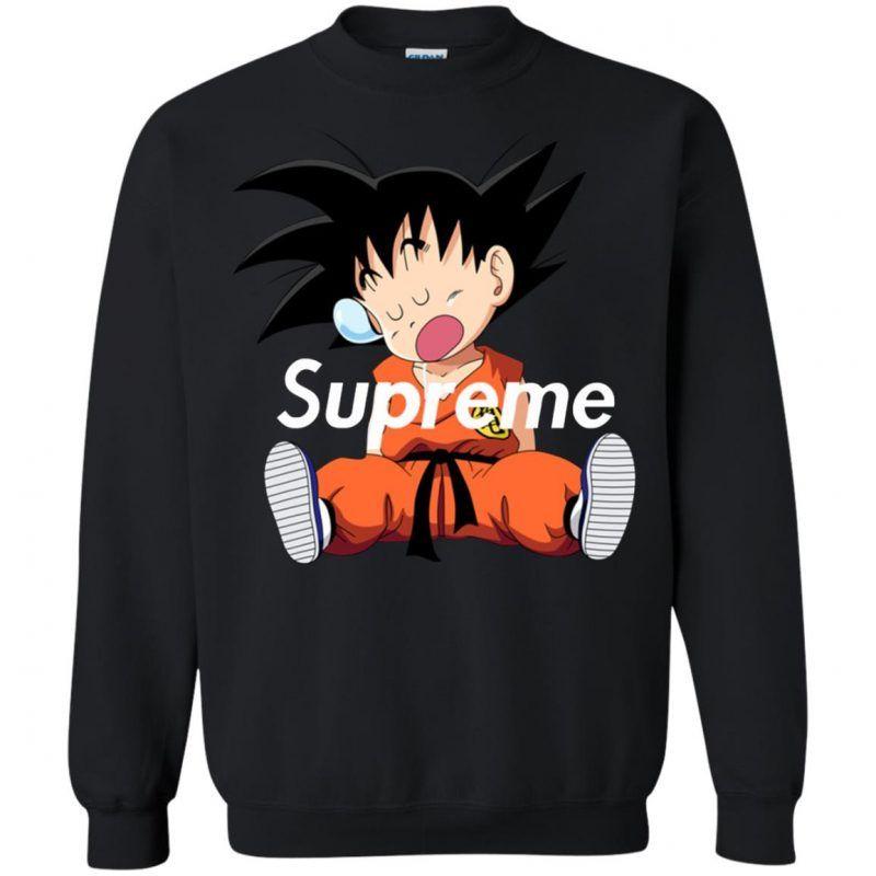 goku nike hoodie, goku nike sweater, goku nike sweatshirt