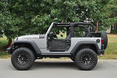 Ebay Jeep Wrangler Rubicon X Sport Utility 2 Door 2014 Jeep