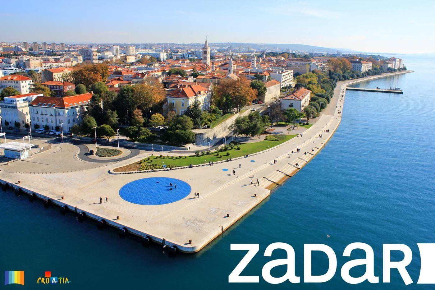 Sea Organ And Greeting To The Sun In Zadar Croatia Croatia Croatia Travel Zadar