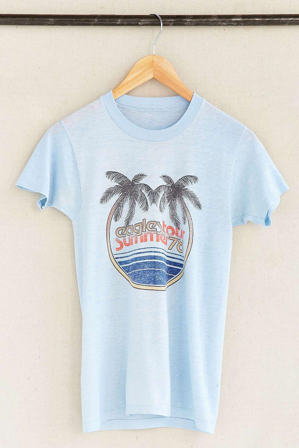 Eagles Band T Shirts Vintage 51