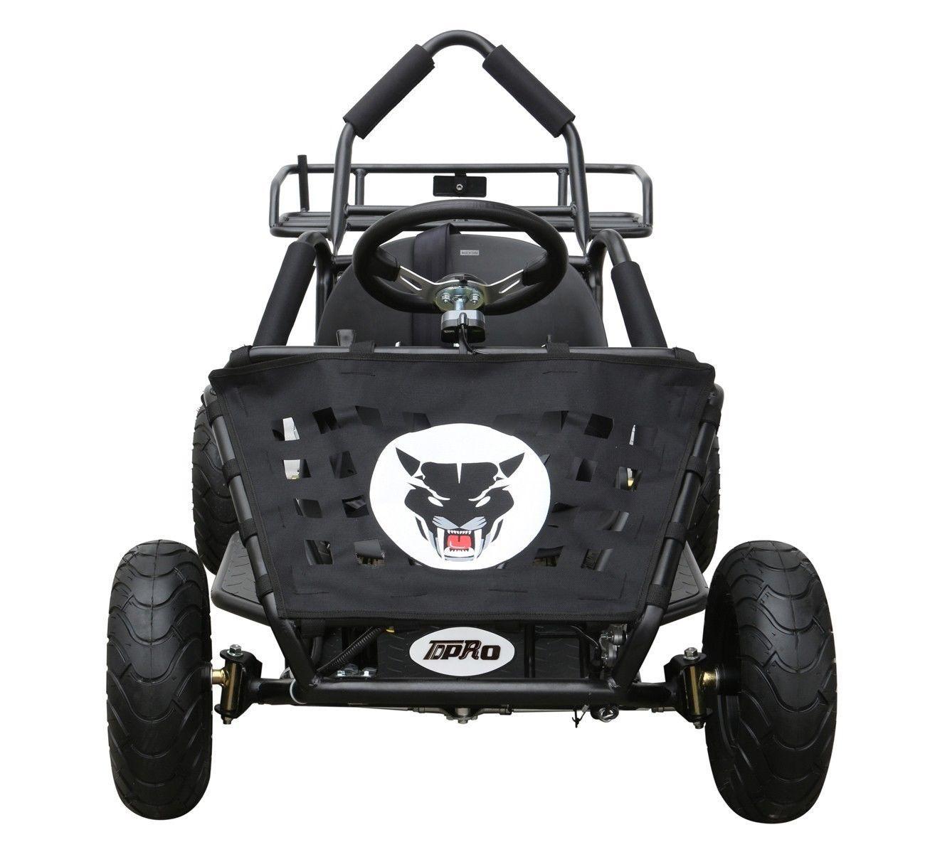 Off Road Electric Go Kart   Survival   Pinterest   Go kart, Electric ...