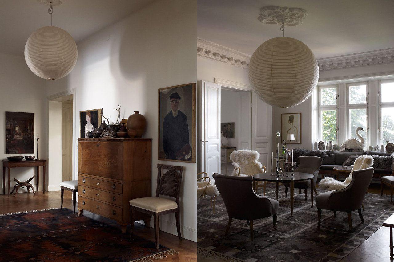 Mats Gustafson Interior Living Dining Room Living Room Interior