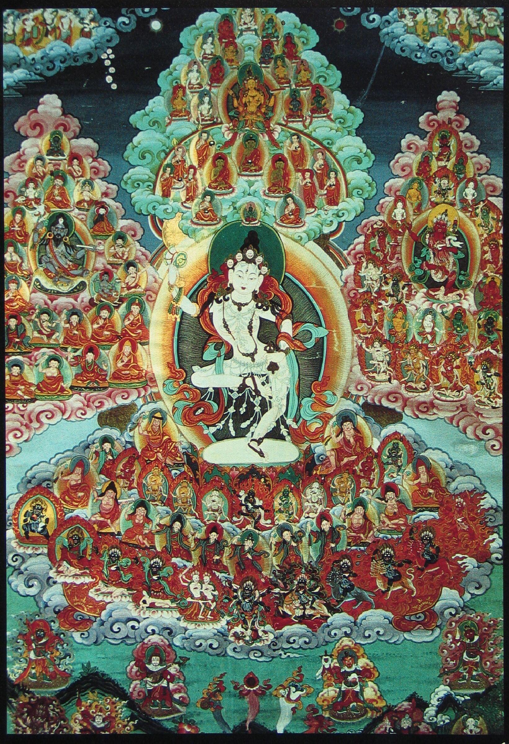 Machig Labdrön 11th-century Tibetan tantric Buddhist