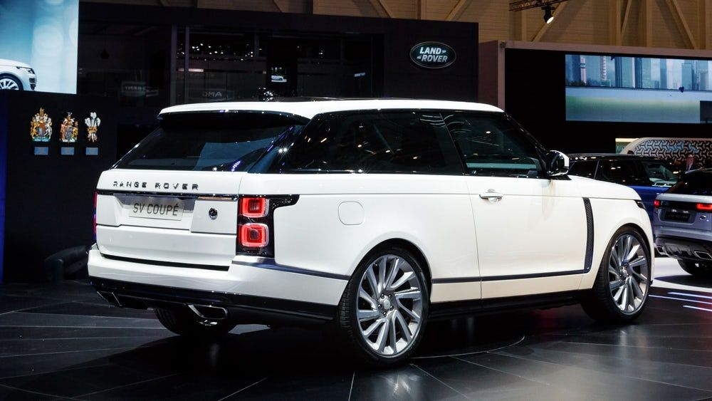 6 Units Of Range Rover Sv Coupe Coming To South Africa Range Rover Sv Range Rover Luxury Suv