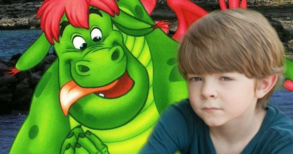 'Pete's Dragon' Reboot Casts Oakes Fegley as Pete Pete