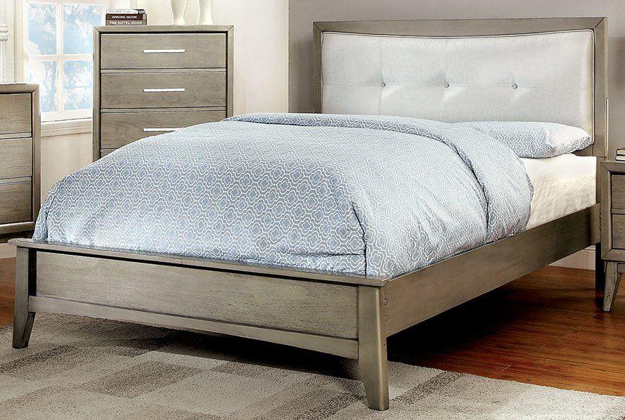A&J Homes Studio Needham Upholstered Panel Bed & Reviews   Wayfair ...