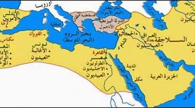 بحوث جاهزة مدونة أنس التعليمية Empire World Map