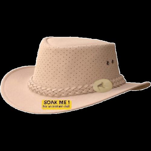 Aussie Chiller Bushie Perforated Hats