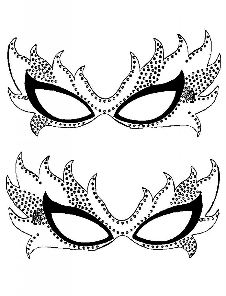Free Printable Mardi Gras Coloring Pages For Kids Mardi Gras