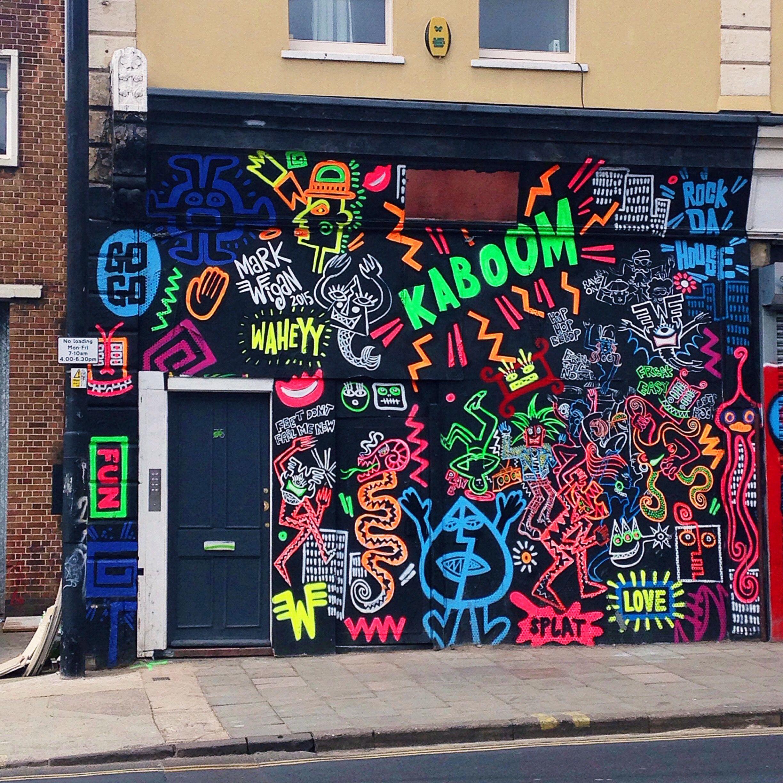 Beautiful Bristol Street Art