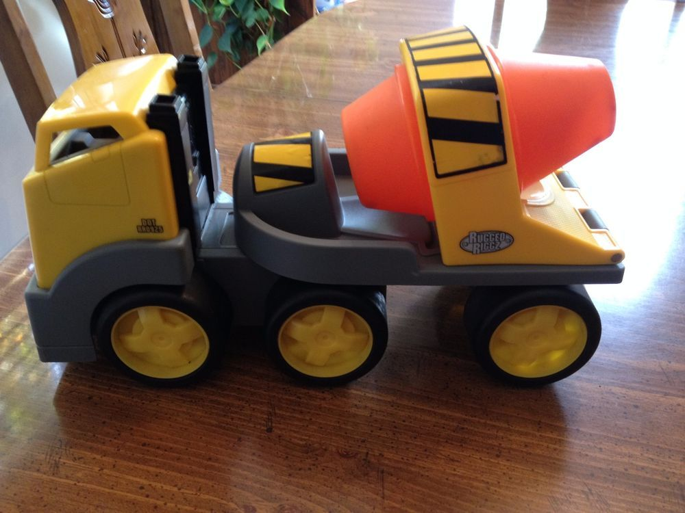 Little Tikes Ruggedriggz Semi Truck