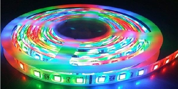 LED Digital Ribbon color changing LED strip multi-color light ribbon strip led light