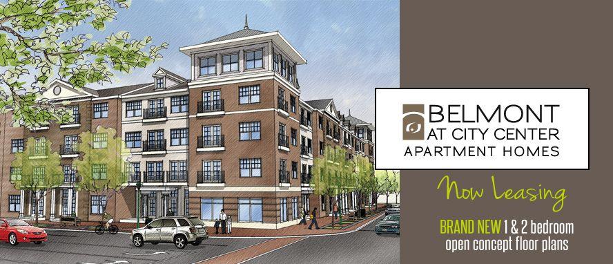 Newport News Apartments Belmont At City Center Newport News Open Concept Floor Plans City