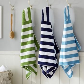 Bath Towels In Bulk Prepossessing Attractive Bold Stripe Bath Towels  Bath Towels Wholesale Decorating Inspiration
