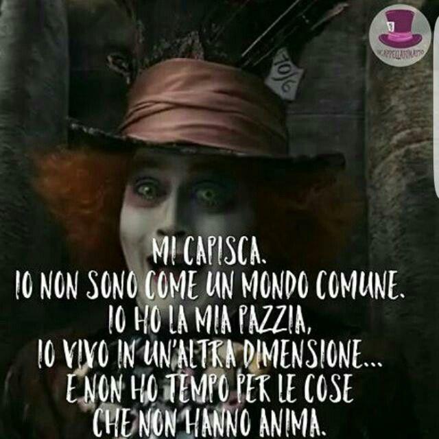 Pin di orietta margheritini su citazioni pinterest - Frasi di alice attraverso lo specchio ...