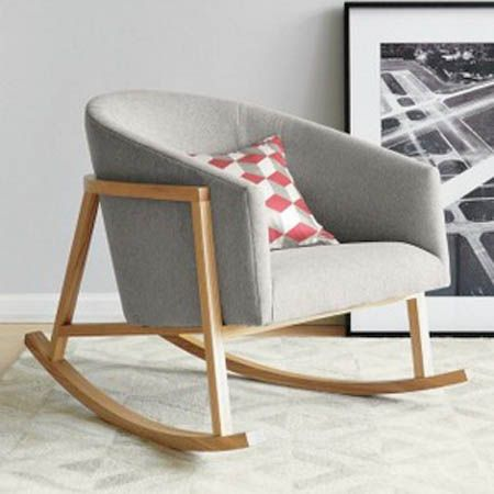 Rocking Chairs For Modern Home Decorating  Rocking Chair Designs