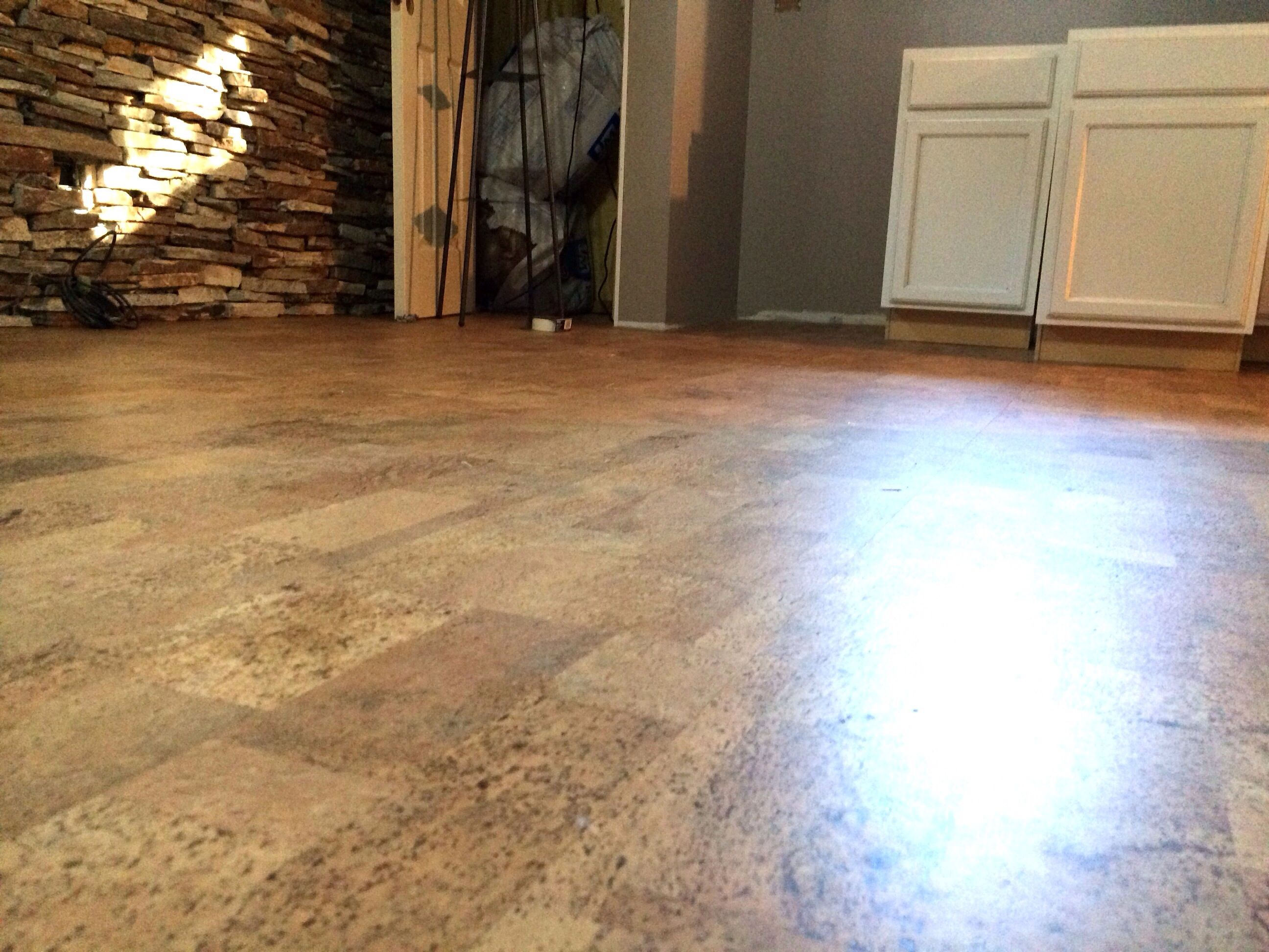Cork Floor Basement Images Cork Floor In Basement Cork Flooring