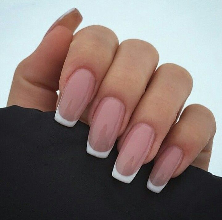 Very neat | nails & toes . | Pinterest | Nude nails, Makeup and ...