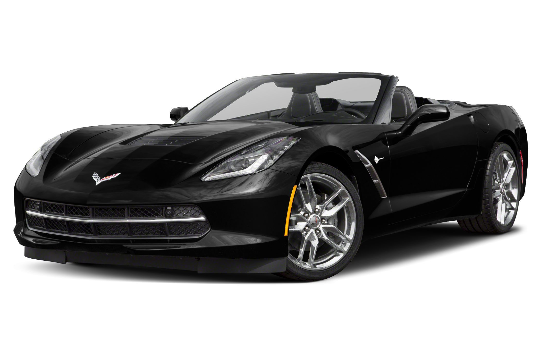 2019 Chevrolet Corvette Stingray 2dr Convertible Pricing