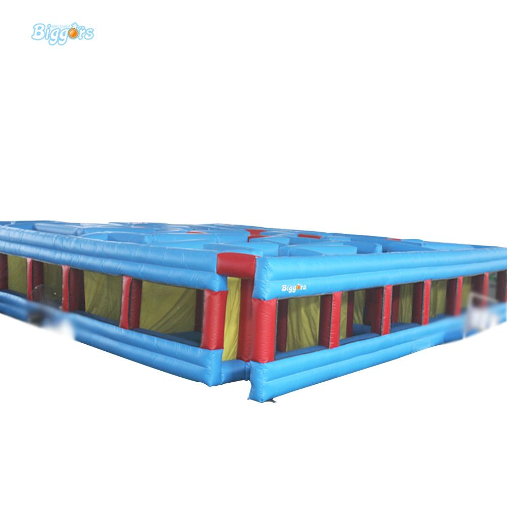 Toys Inflatable Games Giant Inflatable Maze Hot Sale Maze Games