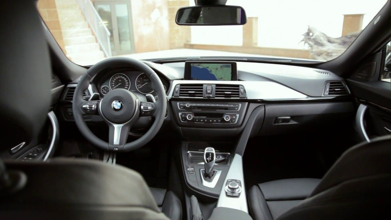 Bmw F34 335i Gran Turismo Interior Design Bmw F34 335i
