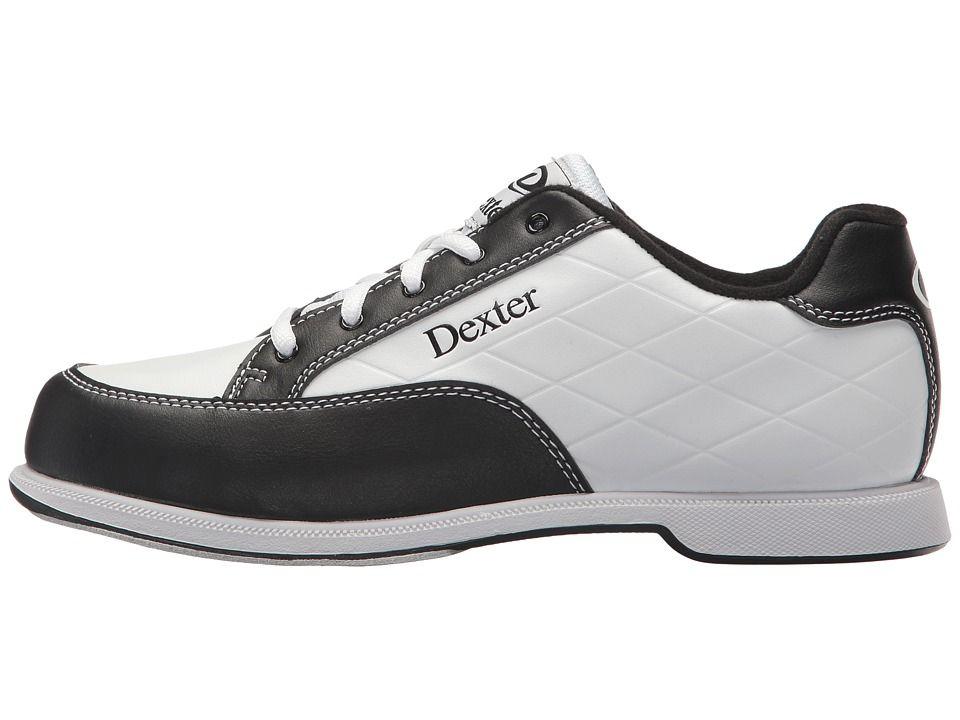 ba464e58fe74 Dexter Bowling Groove III Women s Bowling Shoes White Black
