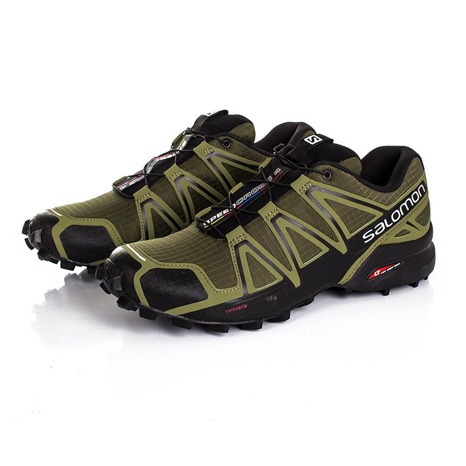 Salomon Speedcross 4 Scarpe Da Trail Corsa- AW17 - 45.5  Amazon.it  Scarpe  e borse 60b08a2be