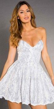 Dalia Lace Cocktail Dresses by Holt
