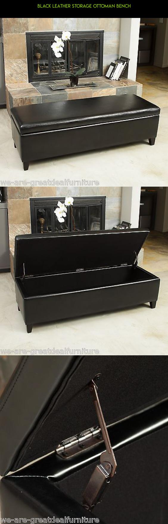 Storage Ottoman Plans Black Leather Storage Ottoman Bench Shopping Storage Kit