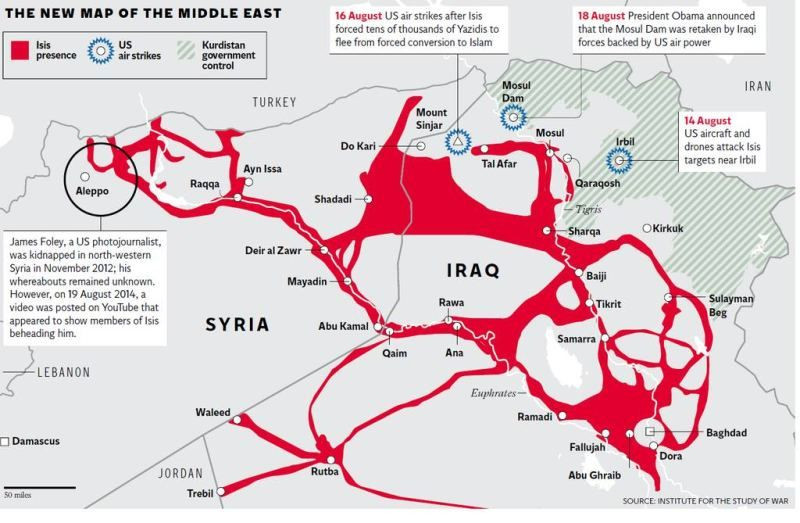 Human rights in ISIL-controlled territory