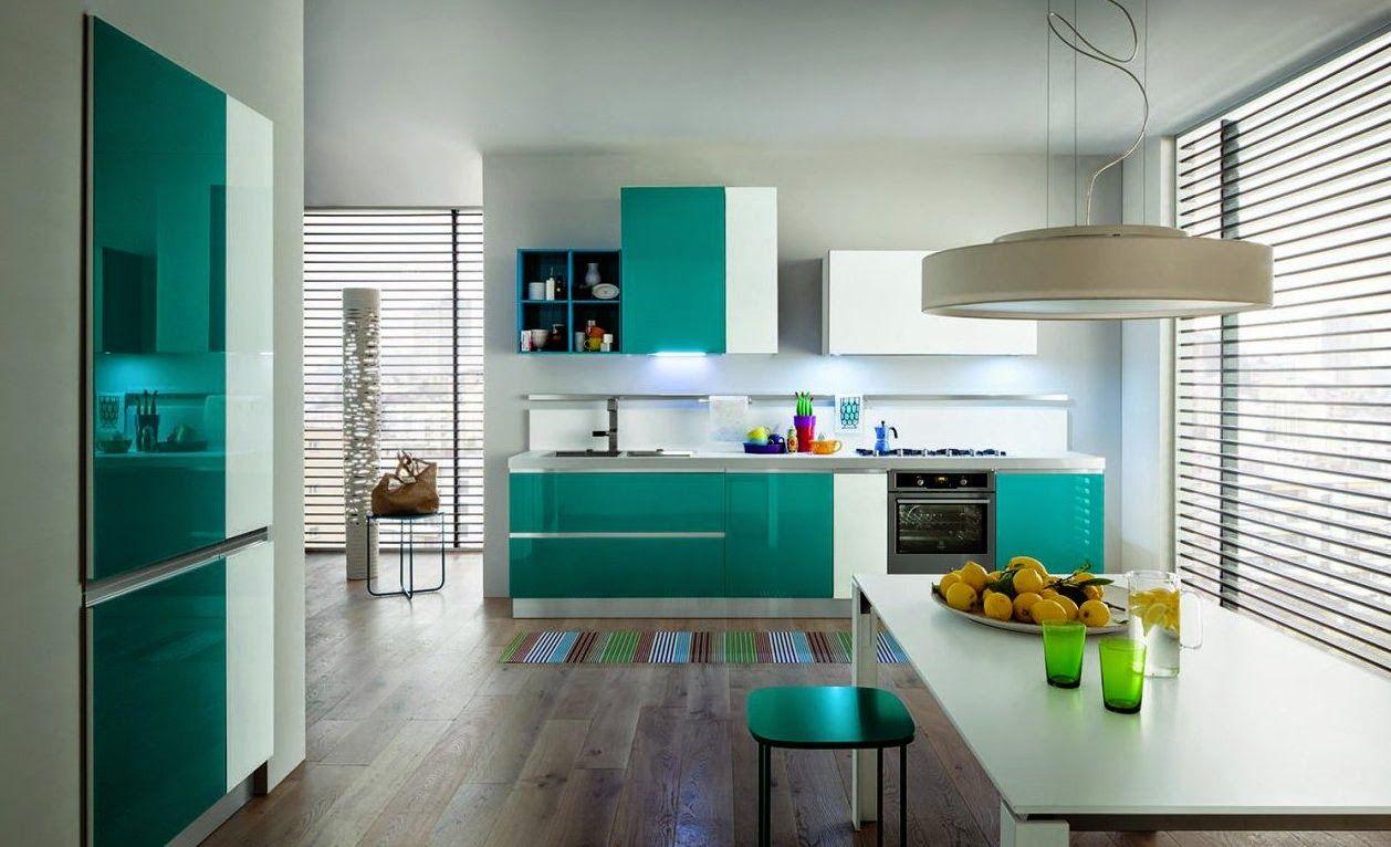 5 Colores Para Tus Muebles De Cocina Te Atreves Muebles De  # Muebles Cebollero