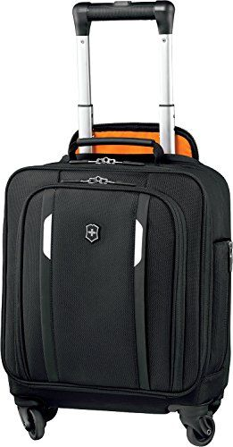 Carry-on Luggage Collections | Victorinox Werks Traveler 50 WT Wheeled Tote Black One Size >>> Continue to the product at the image link. Note:It is Affiliate Link to Amazon. #onedirection
