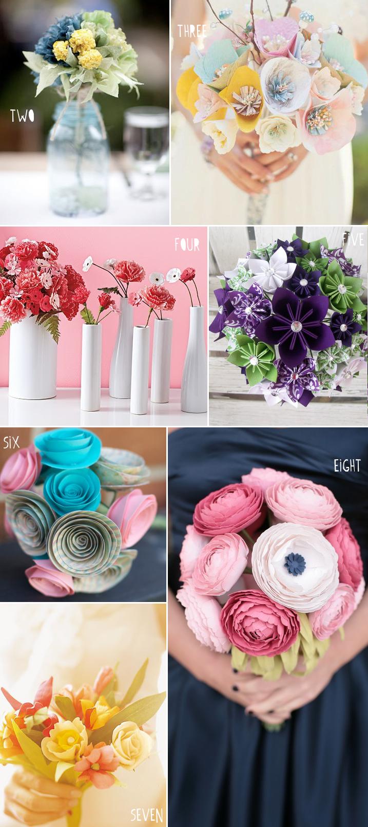 DIY Make your own flowers  flower bouquet flower centerpiece etc