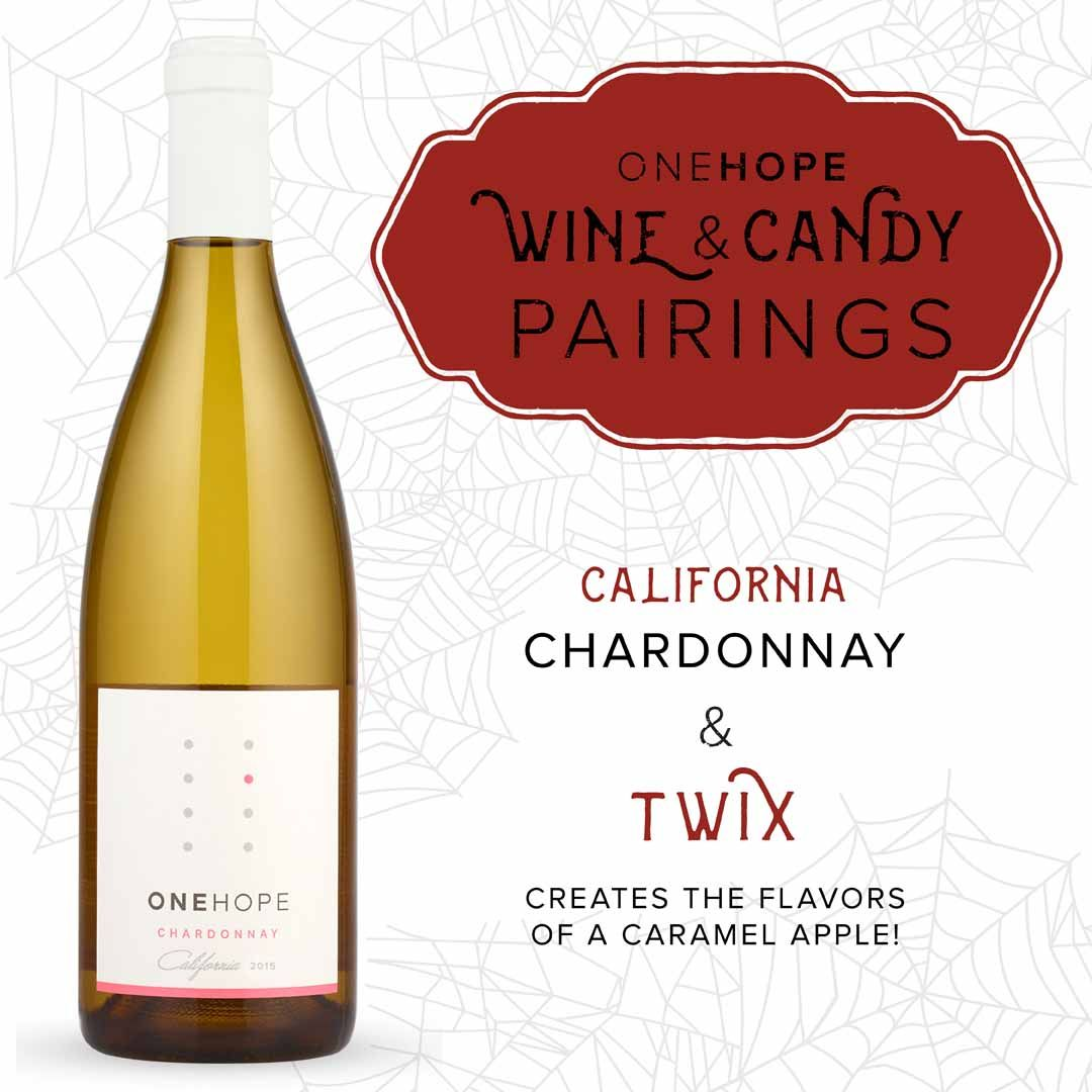 What Better Way To Celebrate Halloween Than With Candy And Wine As A Yearly Tradition Onehope Wine Wine Wine Pairing