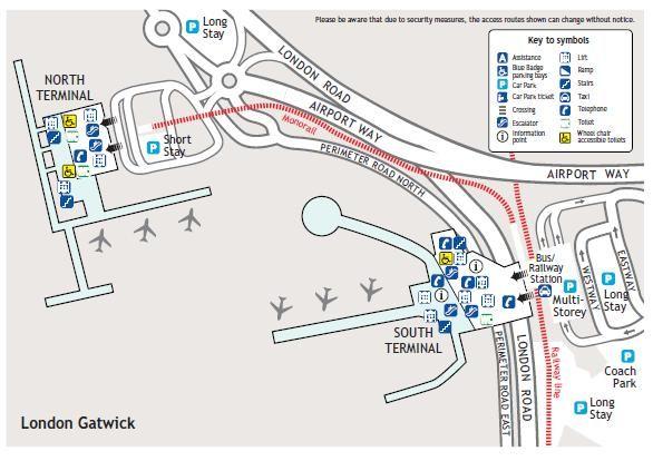 Cheap Car Park Near Gatwick Airport