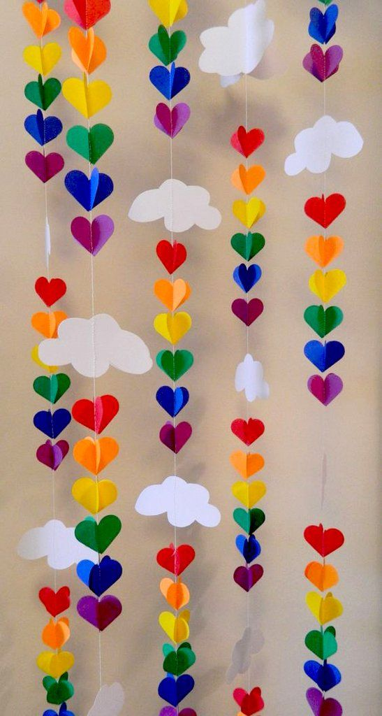 20 Ways to Brighten Up Your Classroom With a Vibrant Rainbow Theme #classroomdecor