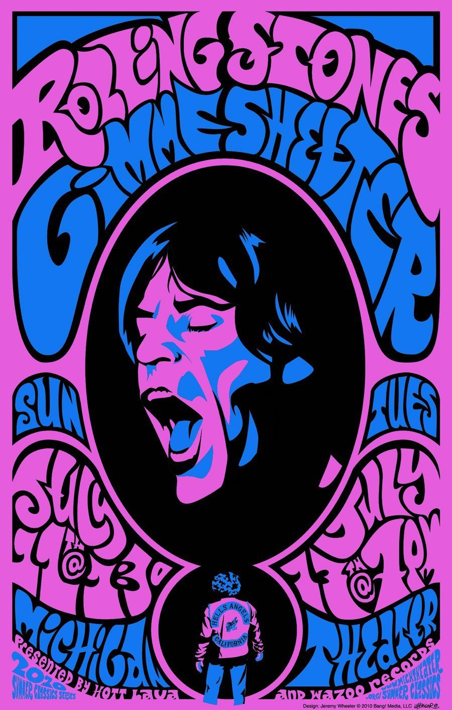 Amazon com: Rolling Stones Musician Concert Poster Rock And