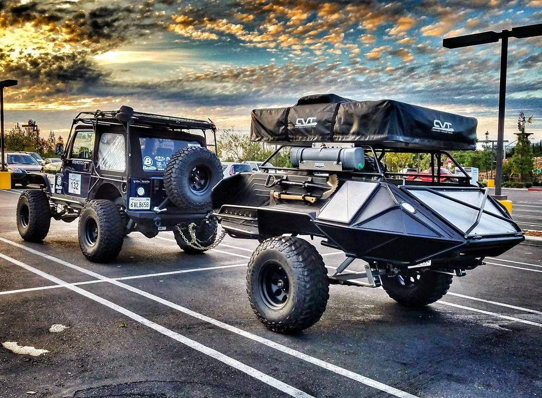 Pin About Off Road Camper On 4x4 And Jeep