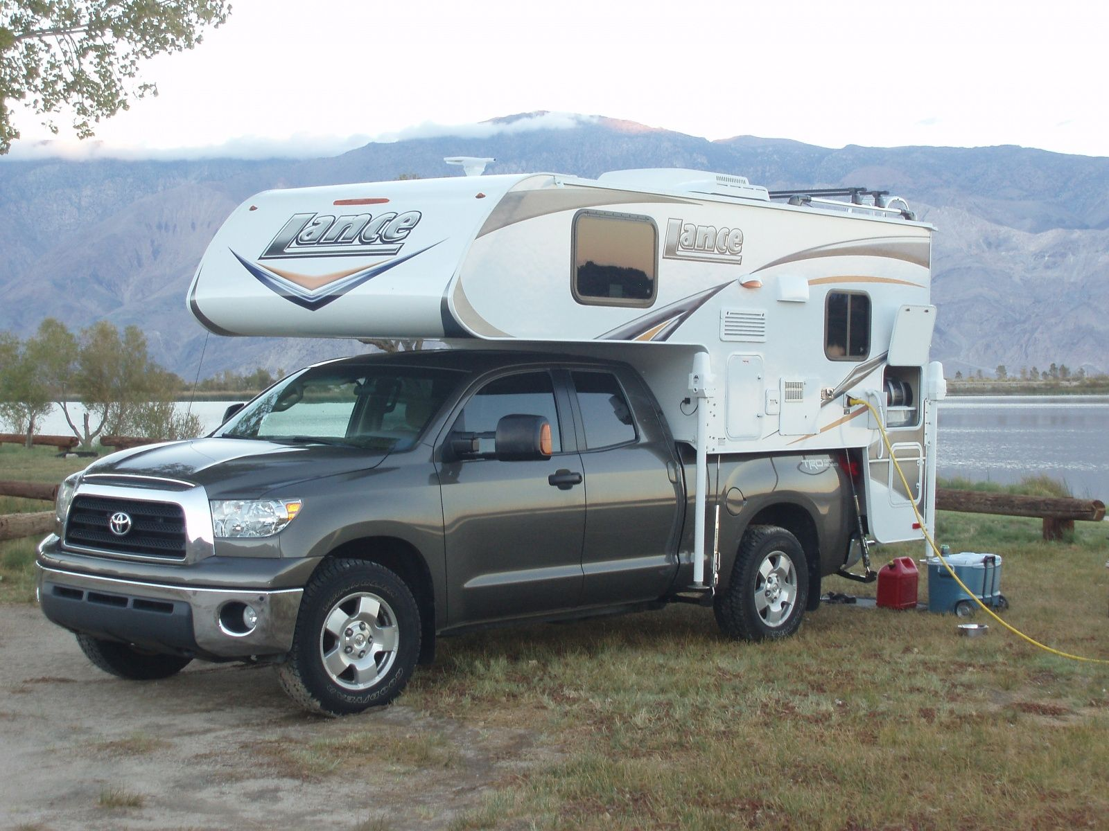 Truck Campers Tundra Crowned King Truck Camper