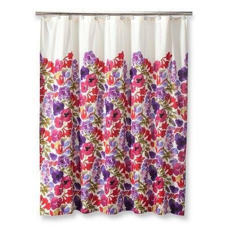 Boho BoutiqueTM Garden Shower Curtain Target