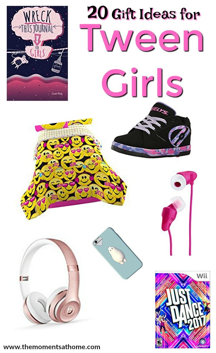 Gift Ideas for Tween Girls Best gifts for girls