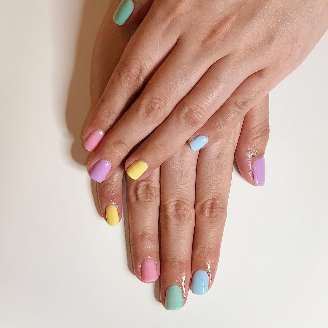 This Is The 1 Spring Nail Trend We Re Seeing All Over Instagram