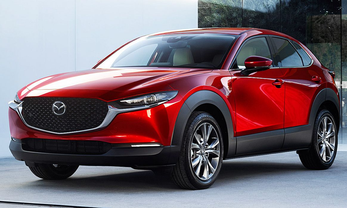 6 Wallpaper Mazda Hybrid Suv 2020 In 2020 Mazda Crossover Suv Suv