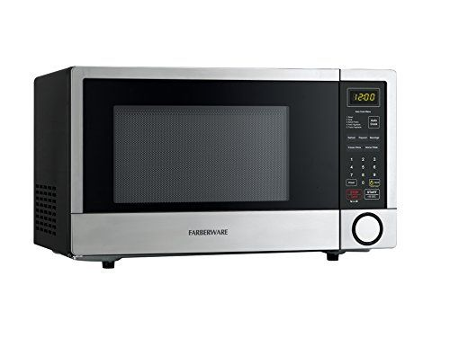 Arberware 1 Cubic Foot 1000 Watt Microwave Oven With Crs Technology Stainless Steel Best Offer Review Feet Of Cooking Limit And Watts
