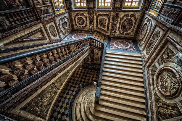 Inside the Palace of Versailles by Scott Kelby
