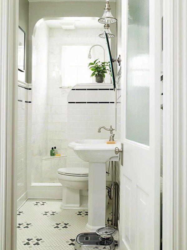 diseños baños estilo clasicos | Baños pequeños | Pinterest | Cuarto ...